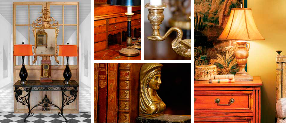 Kenny Ball Antiques: French Antiques, English Antiques And Italian Antiques